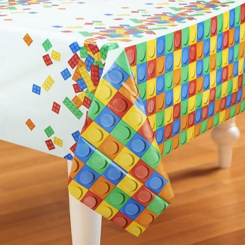 Tovaglia Festa Blocchi Lego