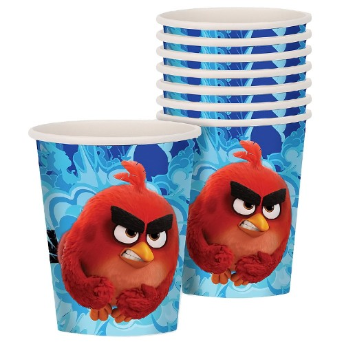 Bicchieri Angry Birds