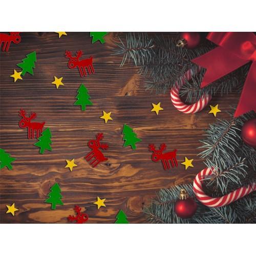 Confetti Decorativi Tavola Natale