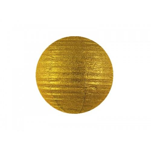 Lanterna Oro Glitter