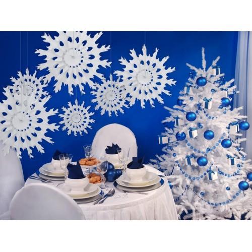 Rosette Fiocco di Neve