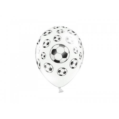 6 Palloncini Festa Calcio