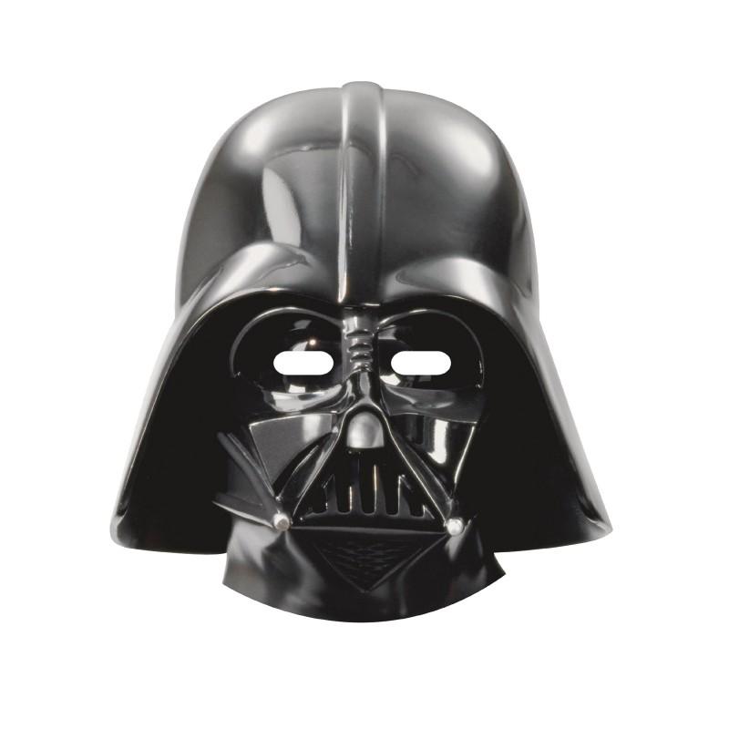 6 Maschere Festa Star Wars Dart Fener