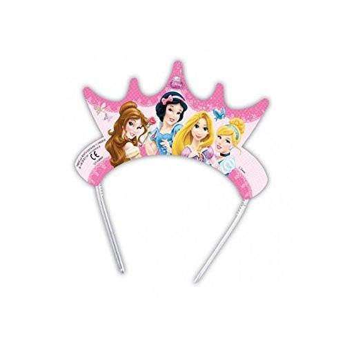 6 Coroncine Principesse Disney