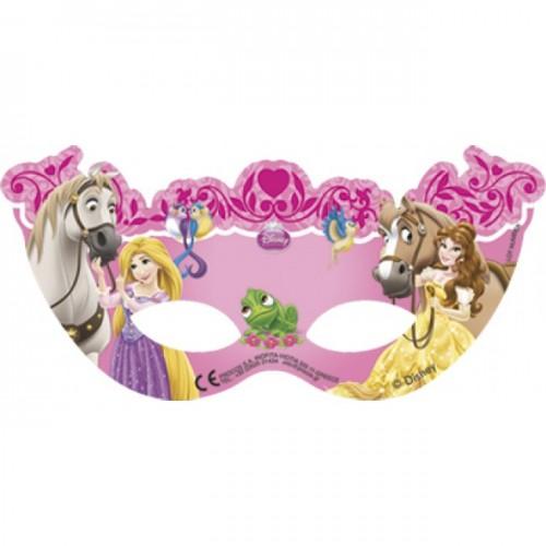 6 Mascherine Principesse Disney
