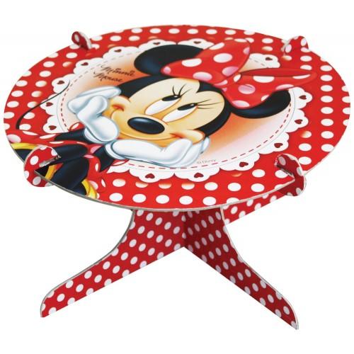 Alzata Per Torta Disney Festa Minnie