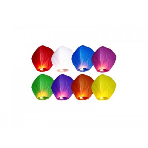 Lanterna Volante Colorata