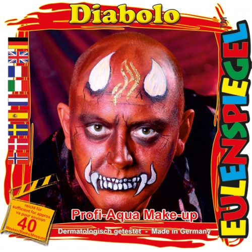 Set Trucchi Diavolo