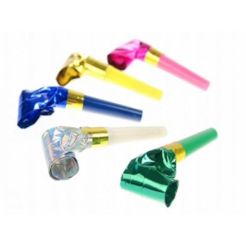 6 Trombette Lingua Colorate