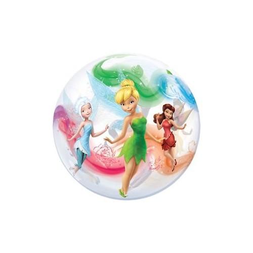 Palloncino Bubbles Plastificato Festa Trilly