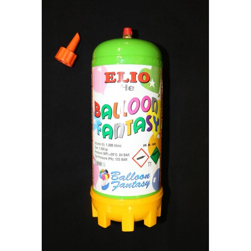 Bombola Elio 1,8L