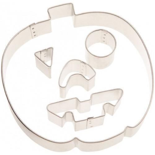 Tagliabiscotti Zucca Halloween