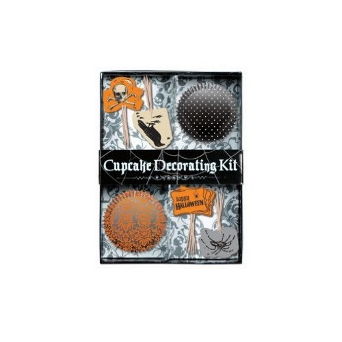 Kit per cupcake di halloween
