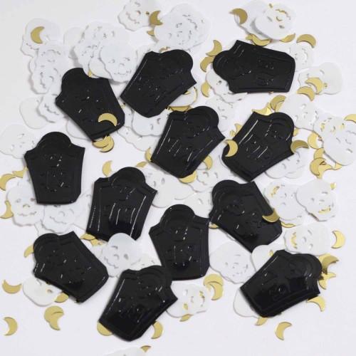 Confetti Teschi e Lapidi
