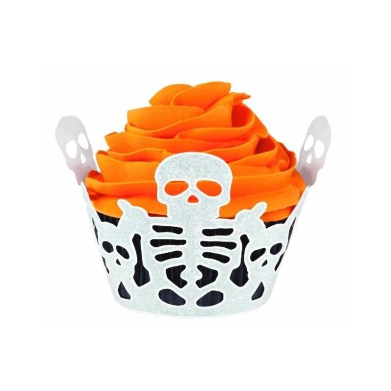 18 Porta Cupcake Halloween