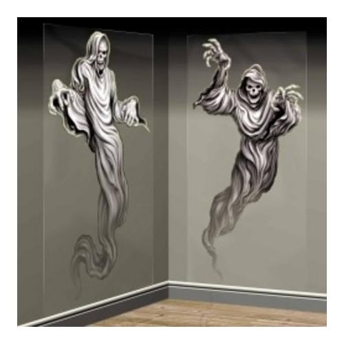 2 Scenografie da muro Fantasma