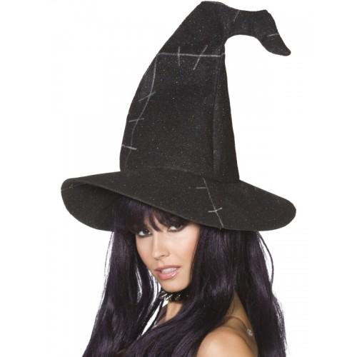 Costume Strega Viola Halloween