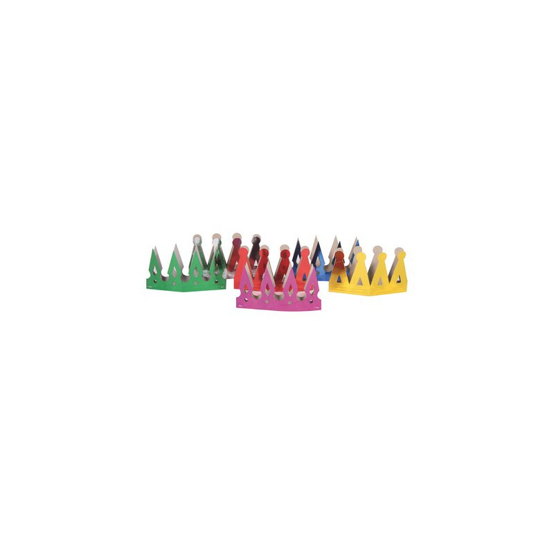 Coroncine Colorate per Feste