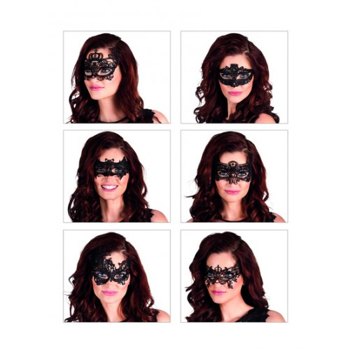 Maschera Nera di Pizzo