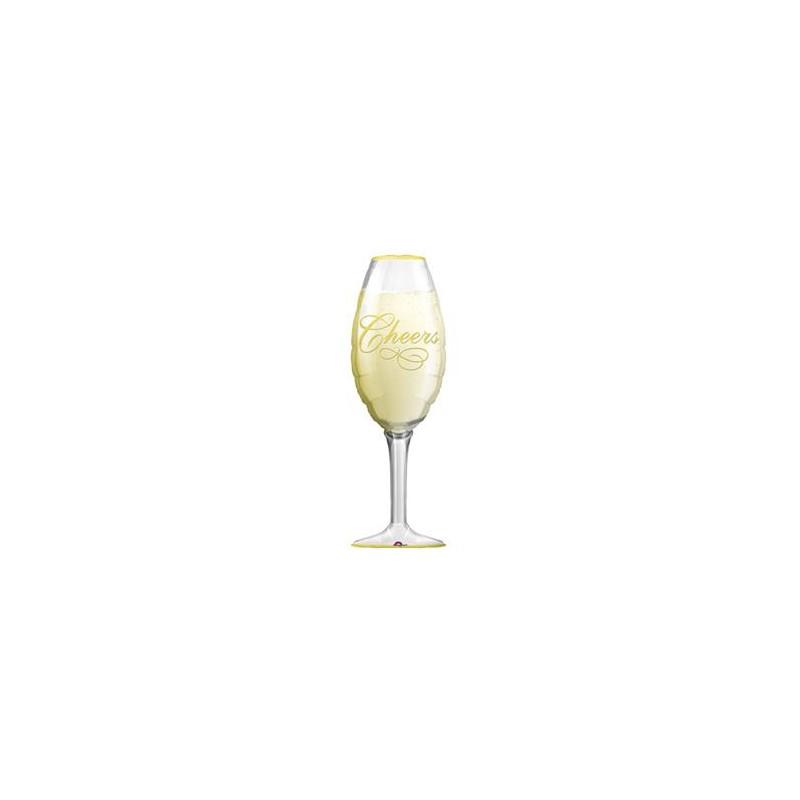 Palloncino Calice di Spumante 97cm