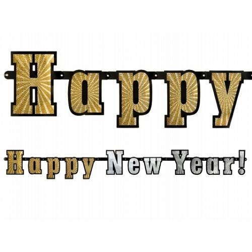 Festone Happy New Year