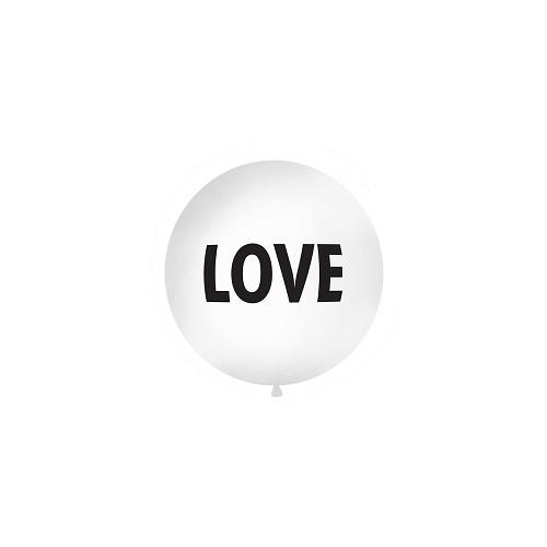 Pallone Gigante LOVE da 1 Metro