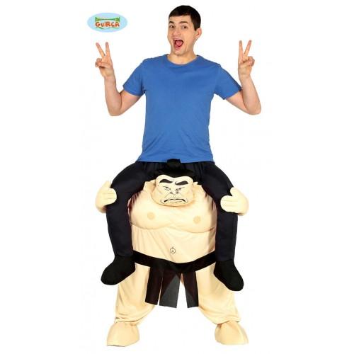 Costume In Spalla al Lottatore di Sumo