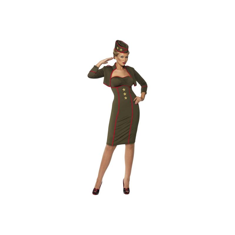 Costume Soldato Donna