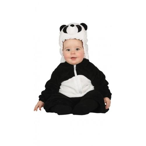 Costume piccolo panda
