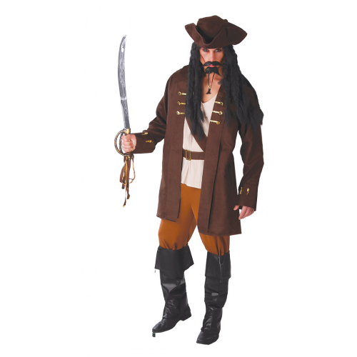 Costume da Pirata Adulto