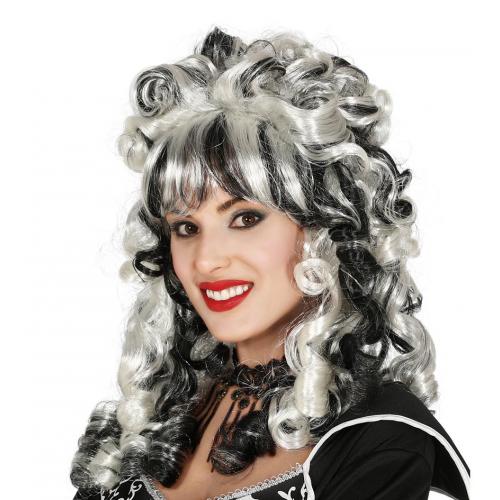 Parrucca Contessa-Vampira