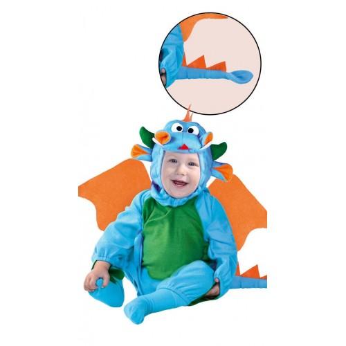 Costume Bambino da Piccolo drago