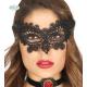 Maschera Nera di Pizzo Donna