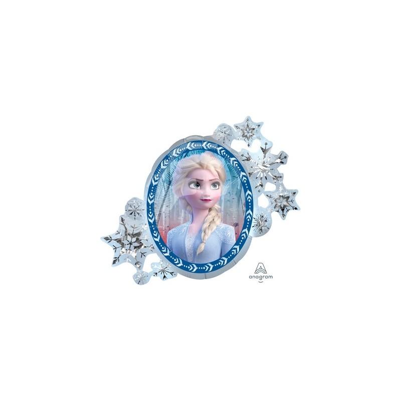 Palloncino Sagoma Frozen