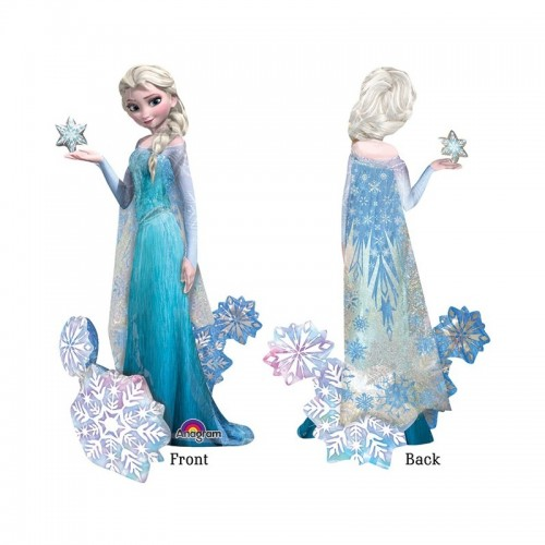 Palloncino Frozen Elsa Airwalker