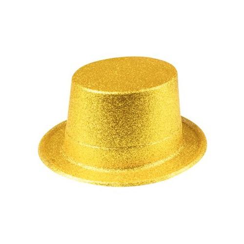 Cappello Glitterato Oro