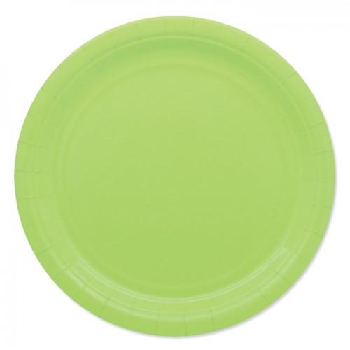 25 Piatti di verde mela