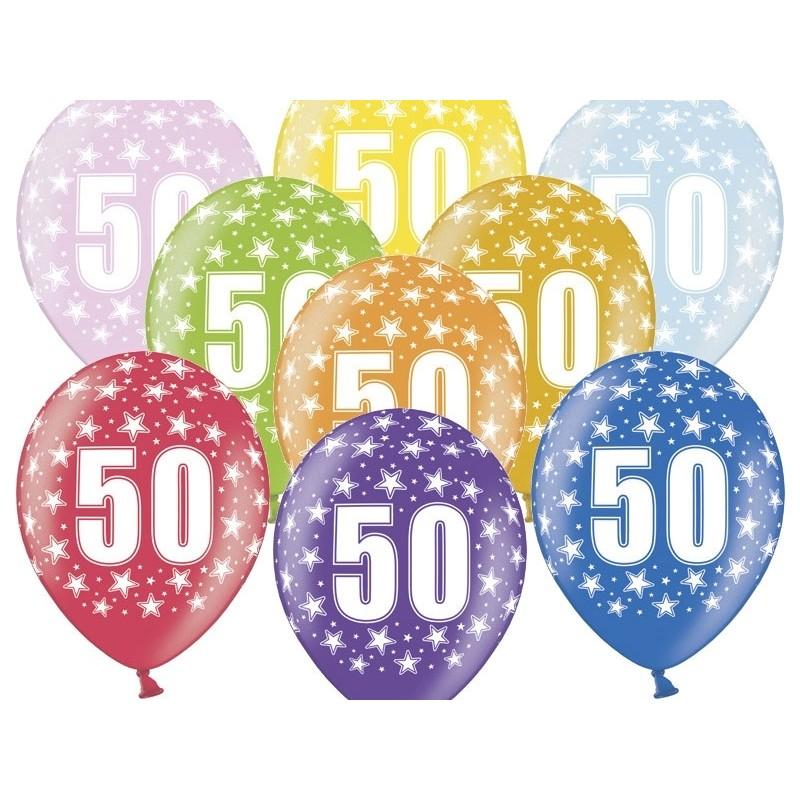 Palloncini 50 Anni