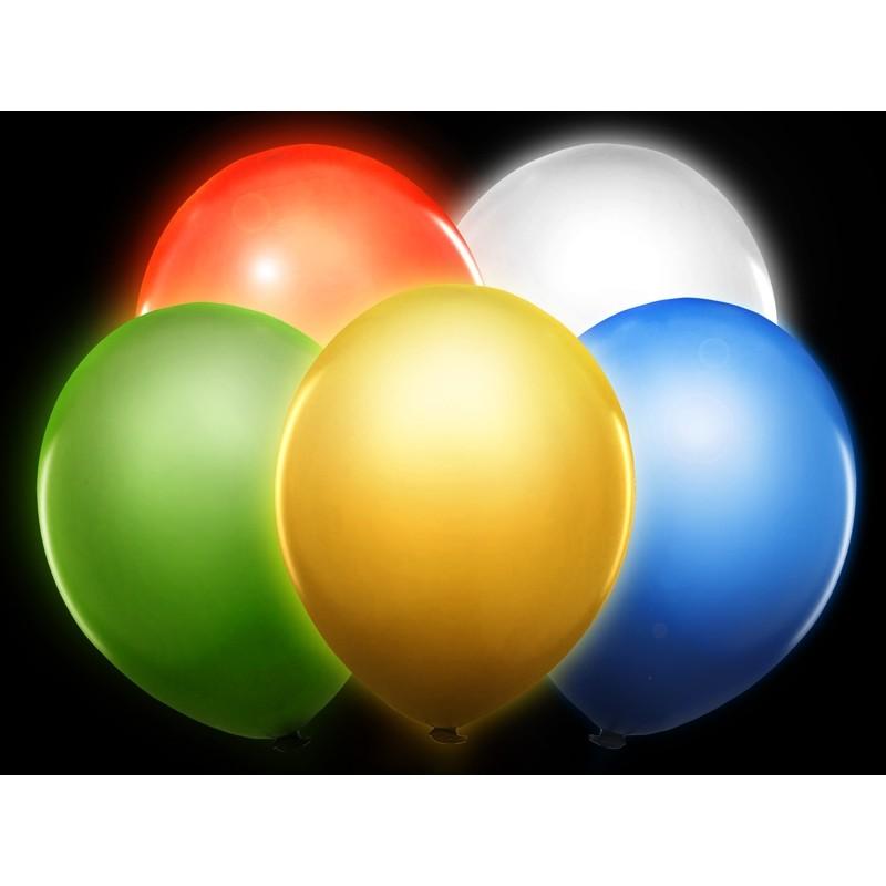 Palloncini a LED Multicolor