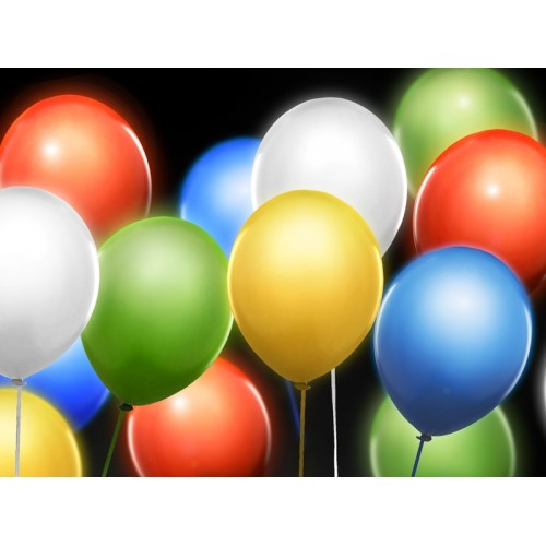 Palloncini a LED Multicolor