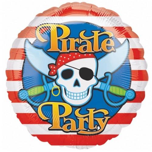 Palloncino Festa Pirati