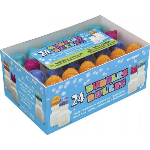 Mini bolle di Sapone Animali