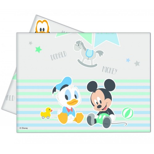 Tovaglia Festa Disney Baby Boy