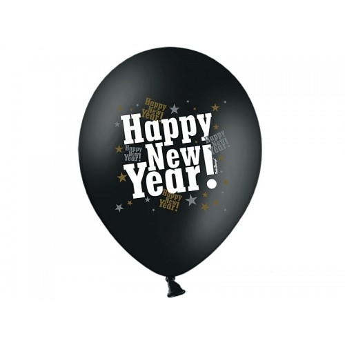 Palloncini Metallizzati Happy New Year