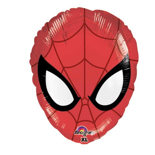 Palloncino Maschera Spiderman