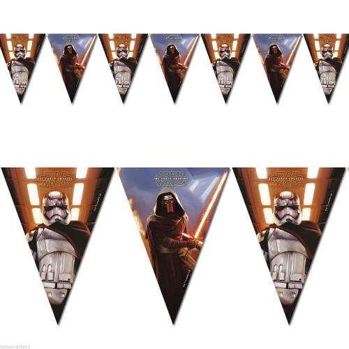 Festone Star Wars Il Risveglio della Forza