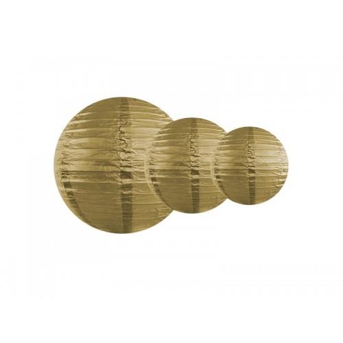 Lanterne di Carta Oro