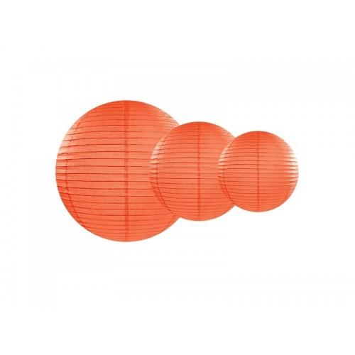 Lanterne di Carta Arancione