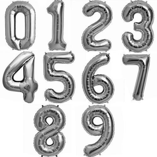 Palloncini Numeri Giganti