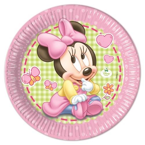 Piatti Baby Minnie
